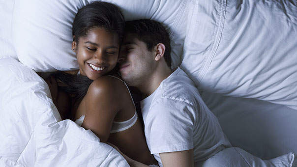 Here's How Often Happy Couples Have Sex