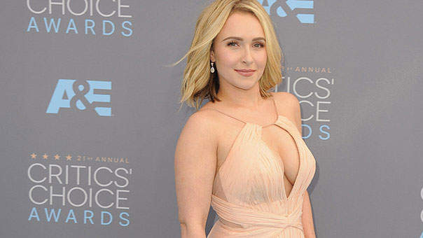 Hayden Panettiere: Opening Up About Postpartum Depression Was  a Weight Off My Shoulders