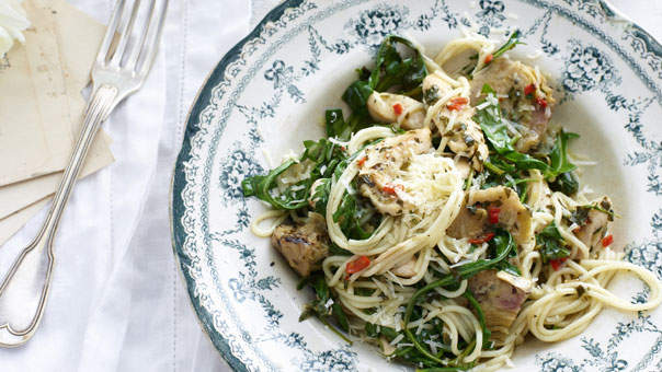 The Secret to Enjoying Pasta Guilt-Free