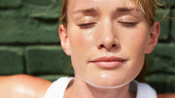 What Your Sweat Reveals About Your Health
