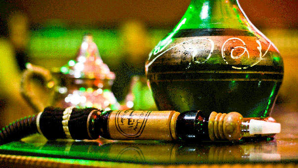 One Hookah Session Has 25 Times More Tar Than a Cigarette