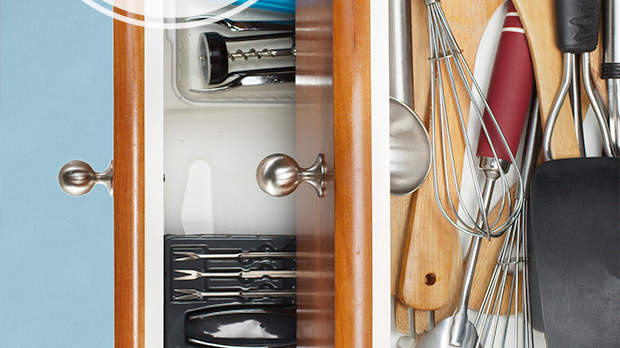 How to Declutter Your Kitchen, According to Marie Kondo