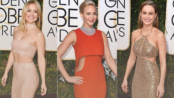 3 Ab-Sculpting Moves Inspired by Our Favorite Golden Globe Looks