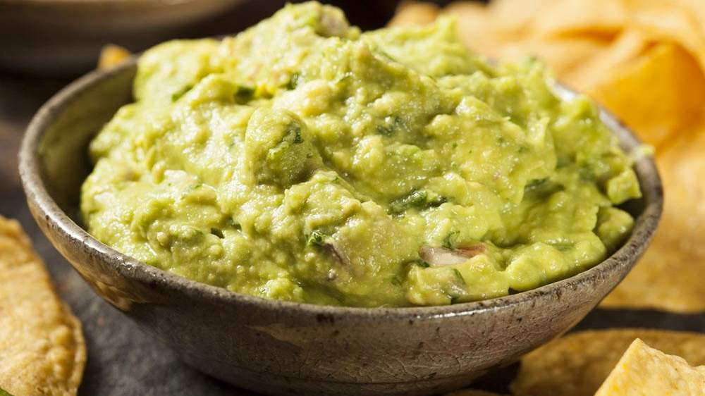 Dip Into This Twist on Classic Guacamole