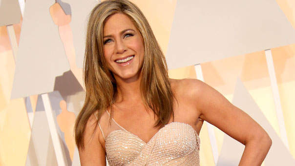 Why Jennifer Aniston Gave Herself a Tanning Intervention