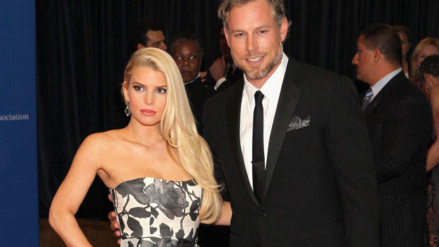 Jessica Simpson and husband