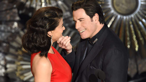 John Travolta and 2 Other Close Encounters of the Creepy Kind