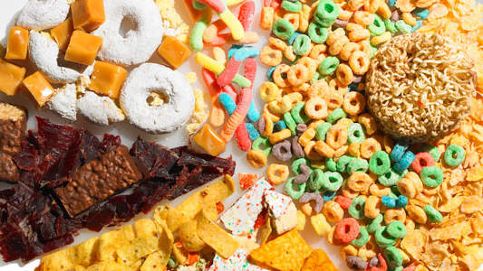 61% of Your Calories Are From Highly Processed Food: Study