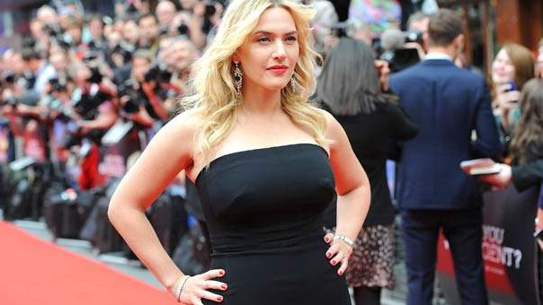 Kate Winslet on NOT Losing the Baby Weight: 'I Want to ...