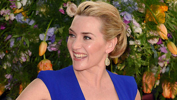 Kate Winslet Opens Up About Having Incontinence