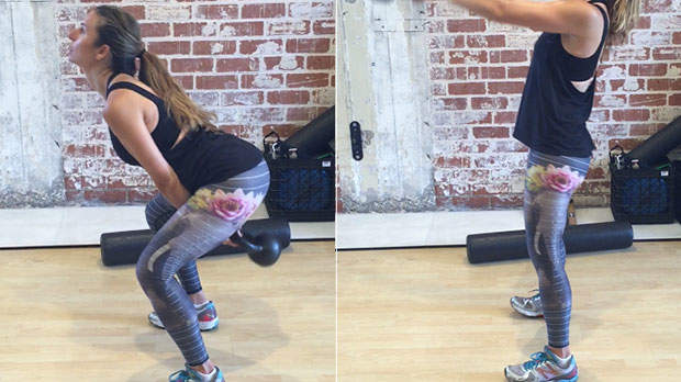 How to Master the Kettlebell: 3 Moves for Beginners