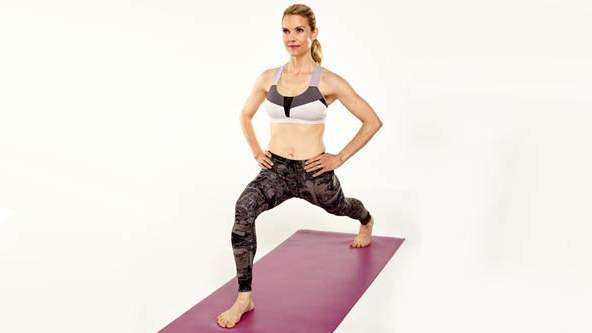 The Only Yoga Sequence You Need for Killer Legs
