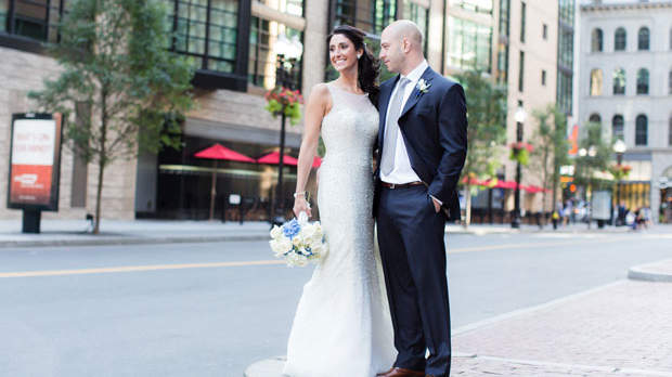 Boston Bombing Survivor Weds His Rehab Nurse