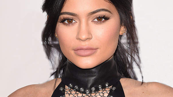 Behold: Kylie Jenner's Secret to Perfectly Shaped Brows