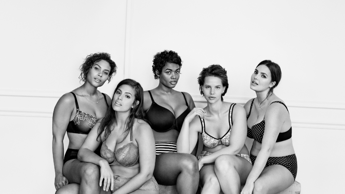 Lane Bryant Takes a Swipe at Victoria's Secret in New #ImNoAngel Lingerie Ad