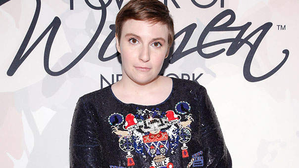 Lena Dunham Finally Swears Off Photoshop for Good