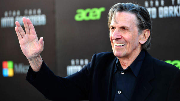 What You Should Know About the Lung Disease That Killed Leonard Nimoy