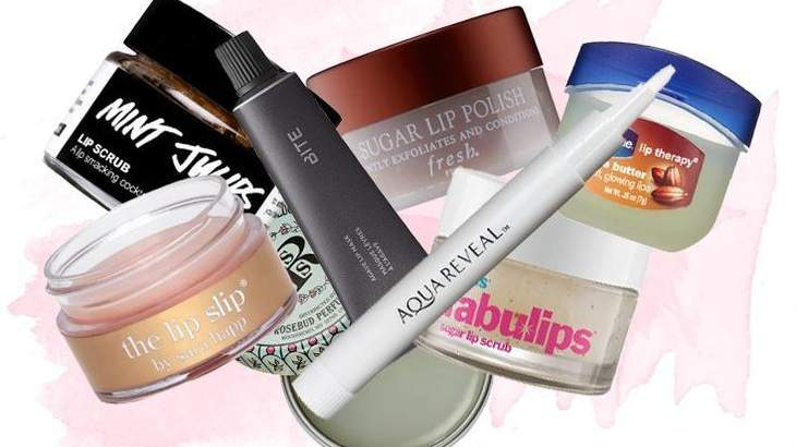 Lip Scrubs & Masks That Will Banish Your Dry, Chapped Wintery Lips