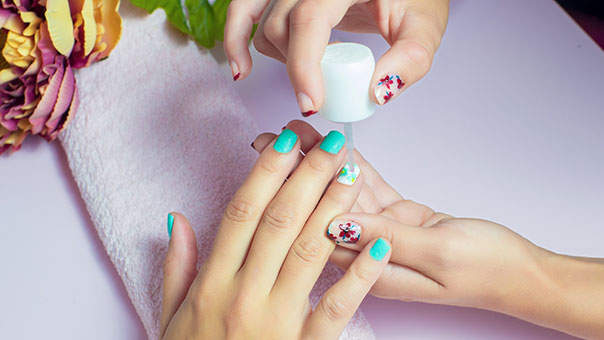 Are Weekly Manicures Bad for You?