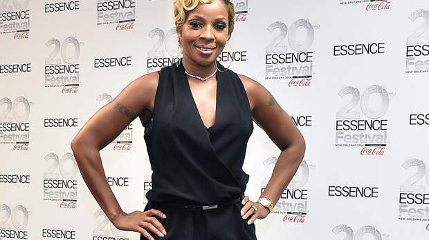 The Leg-Sculpting Move That Worked for Mary J. Blige