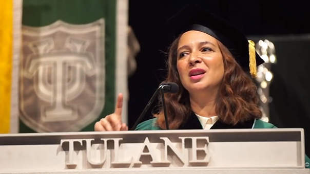 You Have to Hear Maya Rudolph's Hilarious Life Advice (and Song!) for Grads