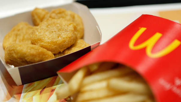 McDonald's Is Making a Huge Change to Its Chicken