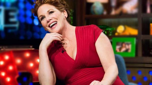 why melissa gilbert ditched her breast implants at age 50