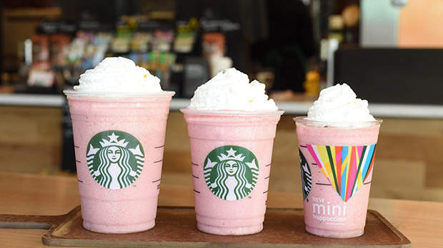 Starbucks Is Now Offering a Mini Frappuccino to Help Justify Your Indulgence