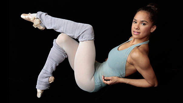 Misty Copeland Gets Candid About Body Image Issues