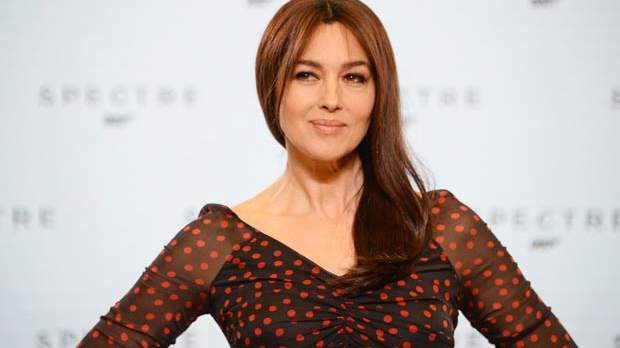 Monica Bellucci Is Oldest Bond Girl Ever at 50