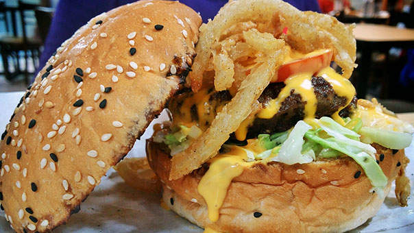 Most Americans Think Burgers Are Healthy