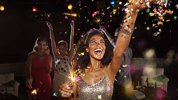 How a Wild New Year's Eve Affects Your Body, Plus How to Bounce Back Afterward