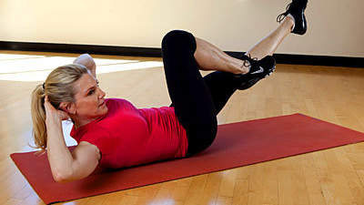 Move of the Day: Bicycle Abs
