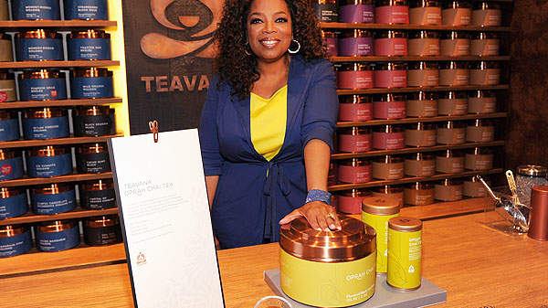 We Tried It: Oprah Winfrey's New Chai Tea