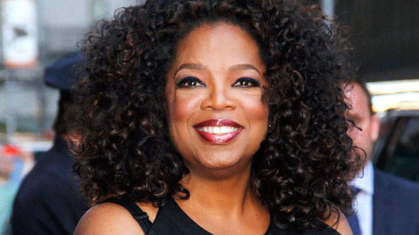 Would You Be Brave Enough to Tell Oprah She Has Kale in Her Teeth?