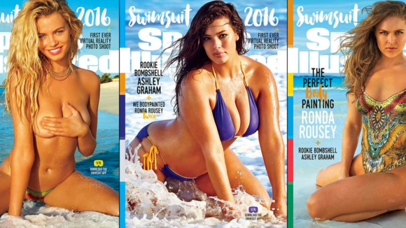 Sports Illustrated Releases its Most Body-Positive Swimsuit Issue Ever