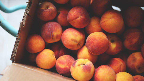 The Reason Why Your Peaches Are Being Recalled