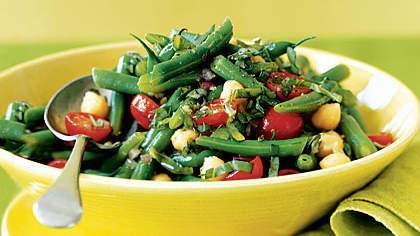 Recipe of the Day: Picnic-Perfect Two-Bean Salad