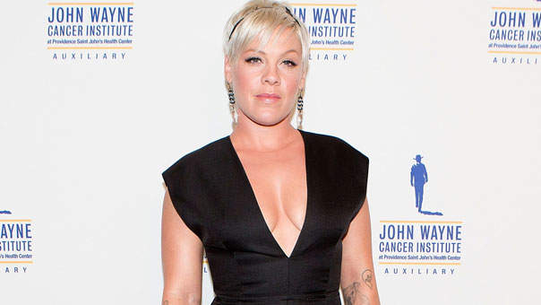 The Amazing Way Pink Responded to Body-Shaming Tweets