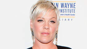 Pink Tells Daughter 'We Don't Change' in Inspiring Speech About Self-Acceptance at MTV VMAs