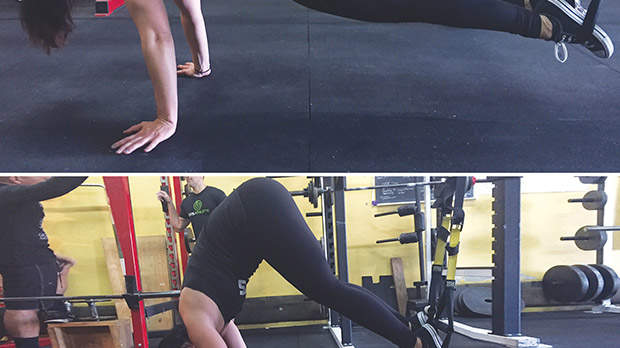 A 6-Move TRX Workout to Strengthen Your Entire Body