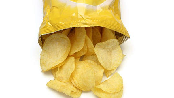 Science Explains Why You Can't Stop Eating Potato Chips