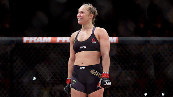 Why Ronda Rousey Is the Body Image Role Model We Need