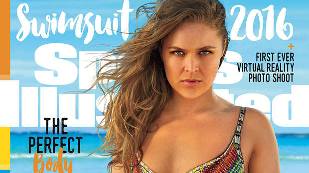 5 Times Ronda Rousey Got Real About Her Body