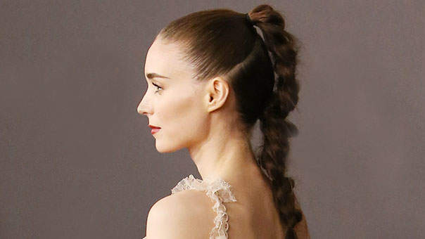 Get Rooney Mara's Bold Golden Globes Braid in 5 Easy Steps