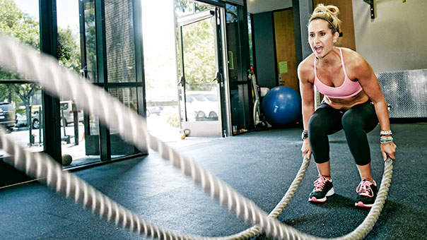The Surprising Workout That Can Burn 110 Calories in 10 Minutes