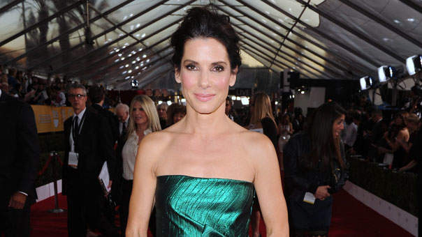 How People's Most Beautiful Woman, Sandra Bullock, Stays in Shape