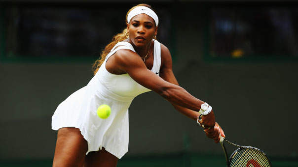 Try This Move to Get Arms Like Serena Williams