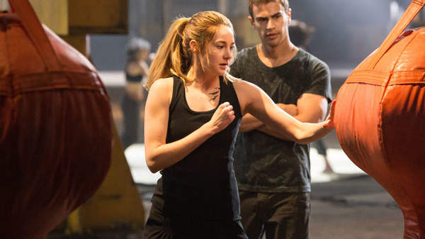 "The Super Intense Workout That Got Shailene Woodley in Fighting Shape for ""Divergent"""