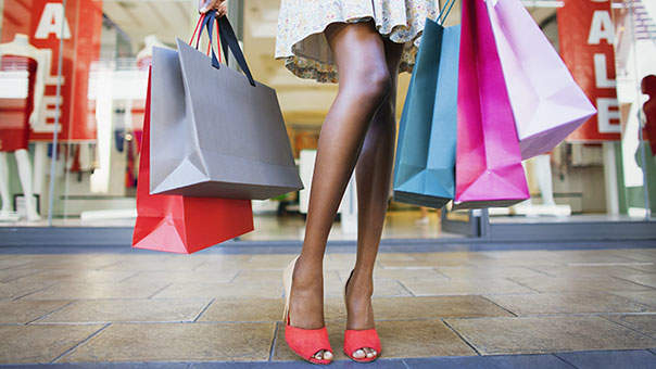 Shopping Is Like Playing A Sport, Researchers Say